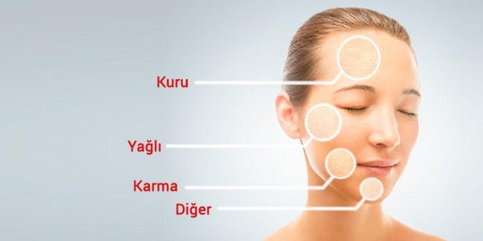 Yüz Temizleme Jeli Cilt Tipleri