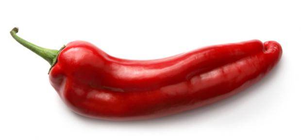 Kırmızı Biberde Bağışıklık sistemi için önemli bir besindir